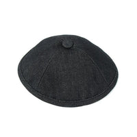 Selvedge Denim Kippah / Yarmulke / Skull Cap | Naked & Famous Denim
