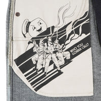 Easy Guy - Ghostbusters Supernatural Selvedge - pocket bag