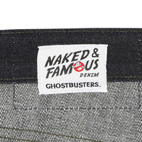 Easy Guy - Ghostbusters Supernatural Selvedge - tag