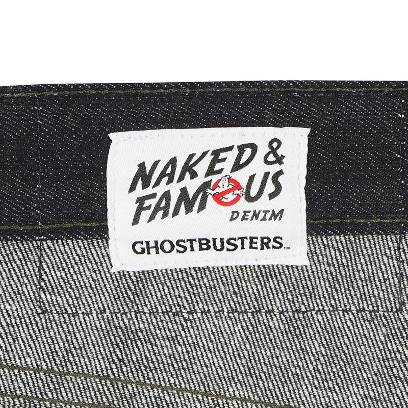 Weird Guy - Ghostbusters Supernatural Selvedge