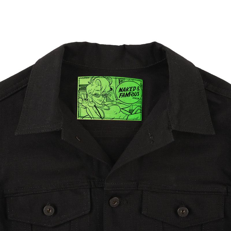 Ghostbusters Club Jacket - glow in the dark patch