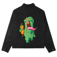 Ghostbusters Slimer Jacket -  back