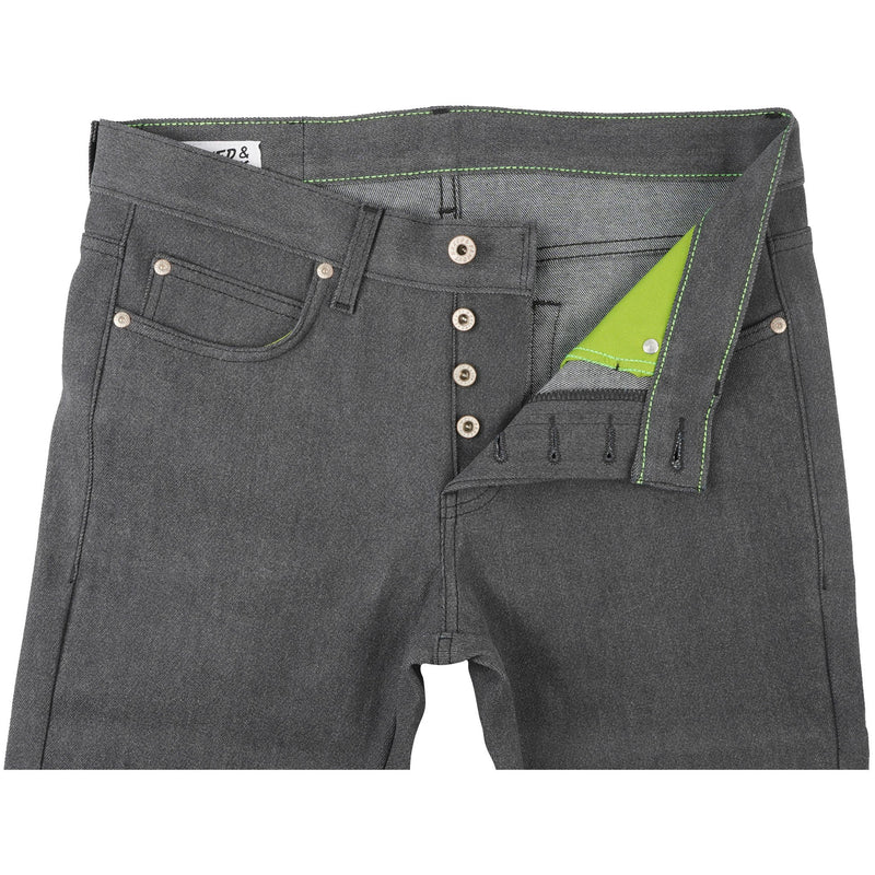 Super Guy - Ghostbusters Slimer Glow In The Dark Denim - front