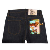 Super Guy - Guile Sonic Boom Selvedge
