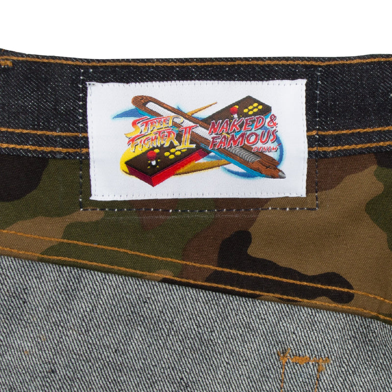 Guile Sonic Boom Selvedge by Naked & Famous Denim