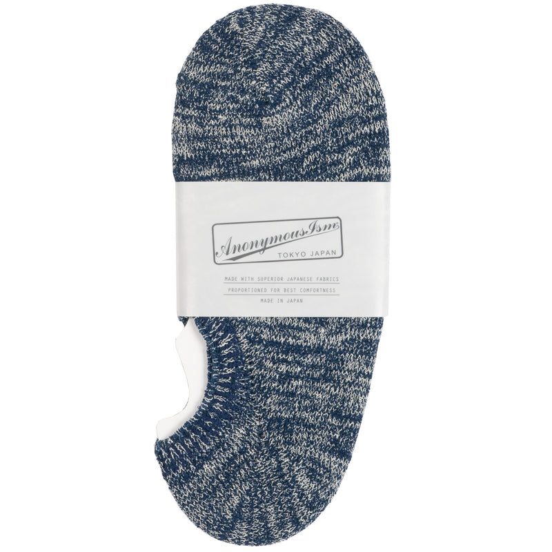 Boucle Shoes In - Navy