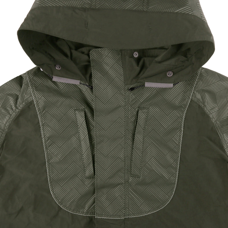AW91-FT040 - Water Repellent Jacket - Khaki