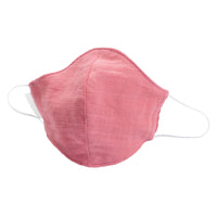 Protection Face Mask - Solid Pink Media 1 of 2