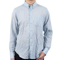 Easy Shirt - Organic Lawn - Blue - front shot