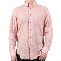 Easy Shirt - Organic Lawn - Red - front shot