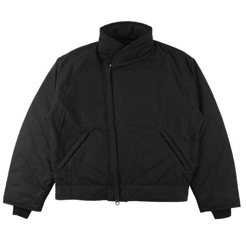 Tankers Jacket Vancloth Oxford Black - Front