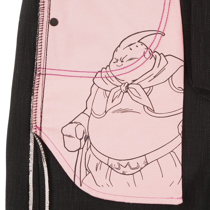 Super Guy - Majin Buu - Innocent Selvedge - pocket bag