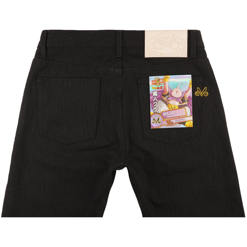 Weird Guy - Majin Buu Innocent Selvedge - BACK