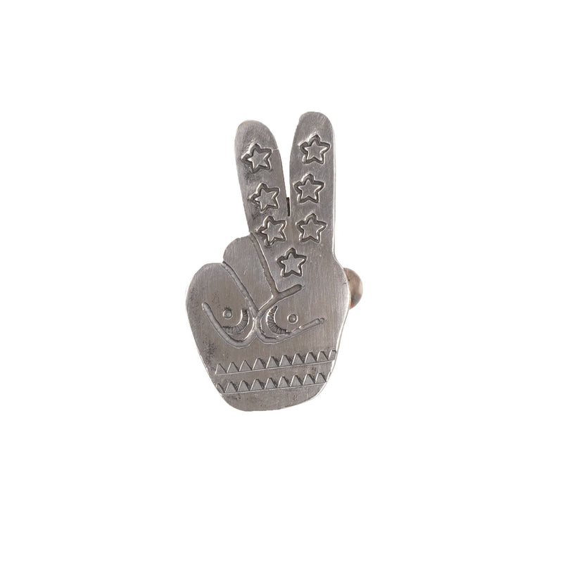 Pin Badge - Peace - FRONT