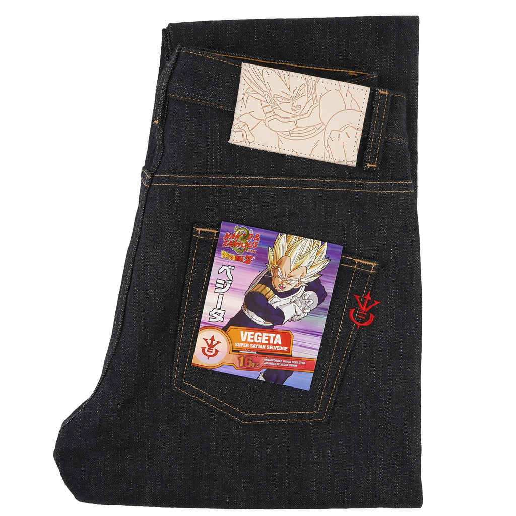 Vegeta Super Saiyan Selvedge - Main