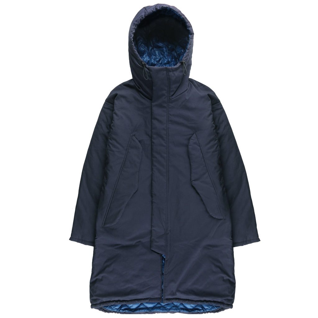 Monitaly Harry's Coat - Vancloth Oxford