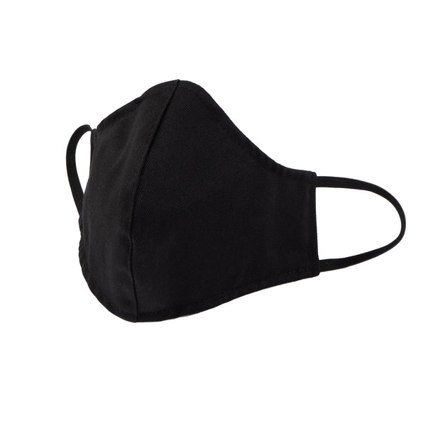 Protection Face Mask - Black Twill