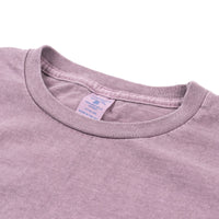 Pigment Dyed Pocket Tee - Violet