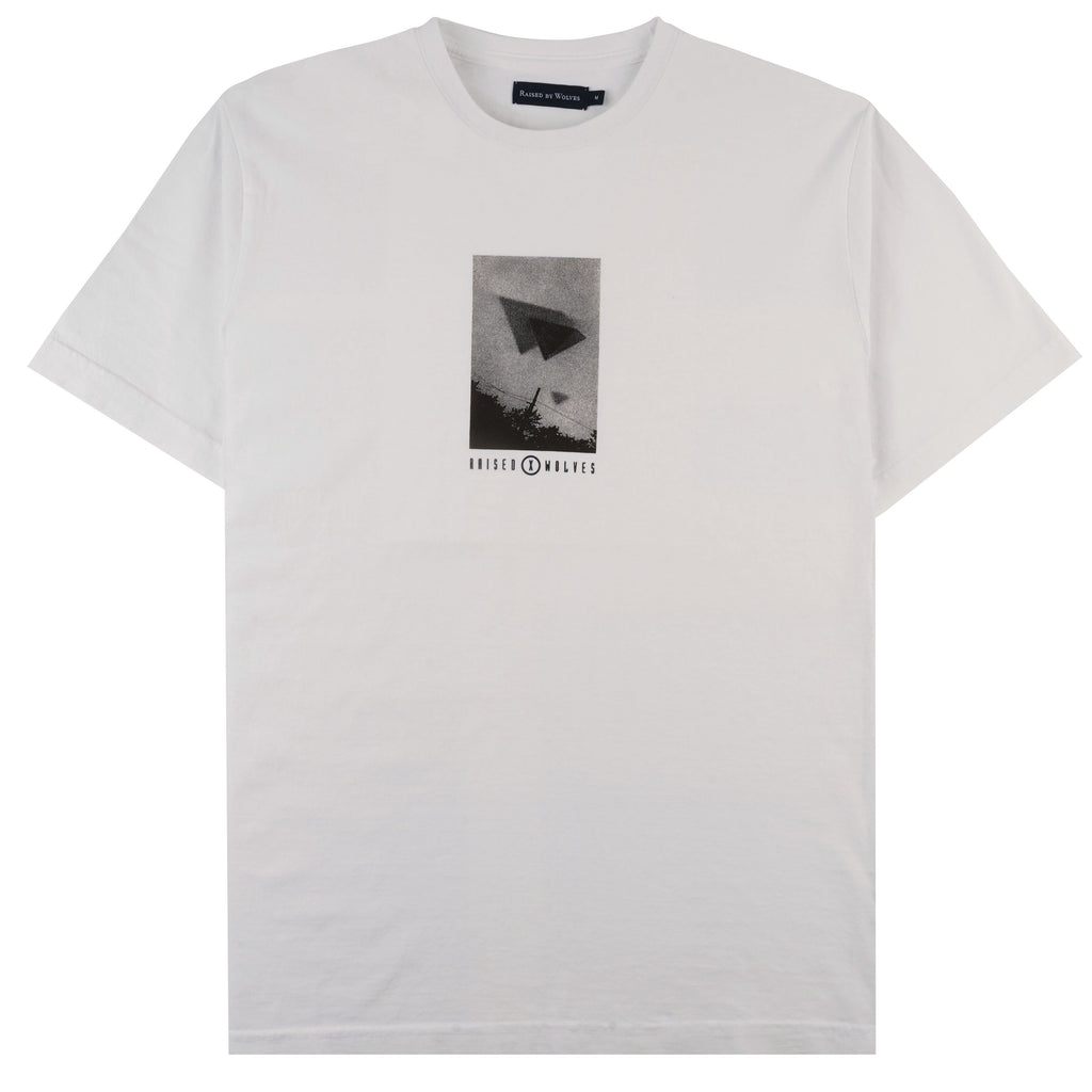 Visitors T-Shirt - White - front