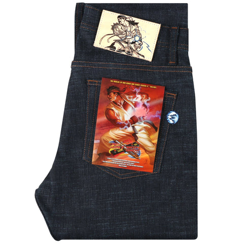 Ryu Hadoken Selvedge by Naked & Famous Denim