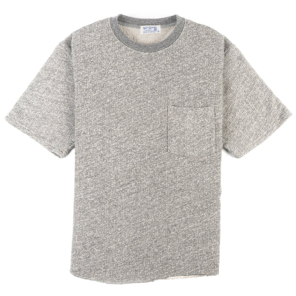 STKY BIG Pocket Tee - Grey