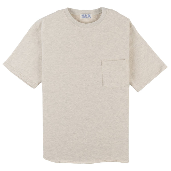 STKY BIG Pocket Tee - Oatmeal