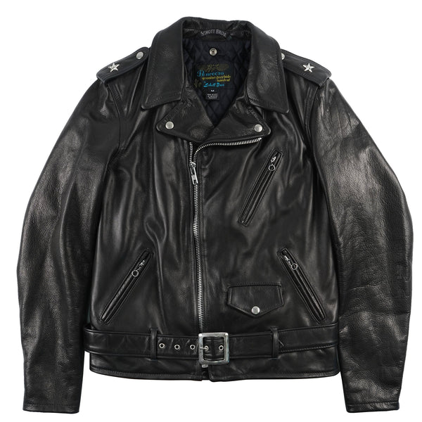 Schott - 519 Perfecto Motorcycle Jacket - front