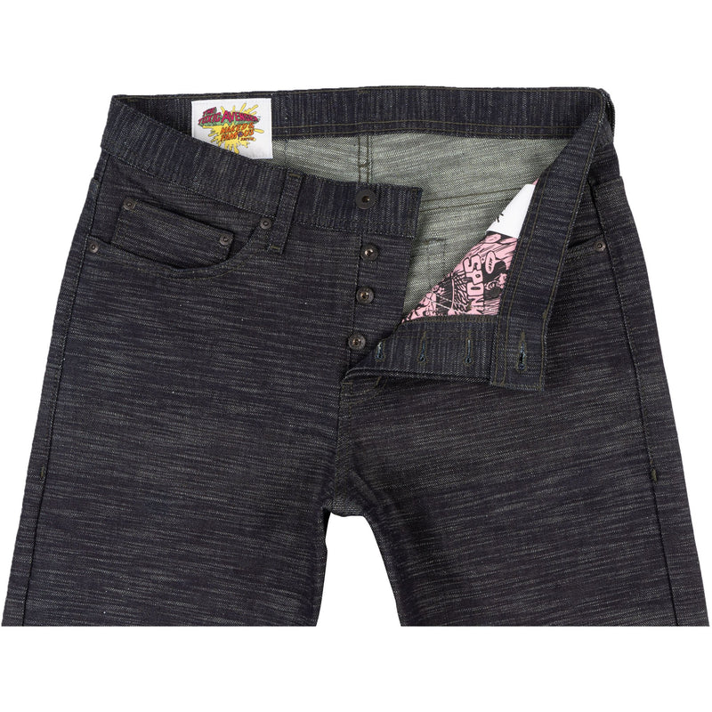 Weird Guy - Toxic Avenger Deformed Denim - front