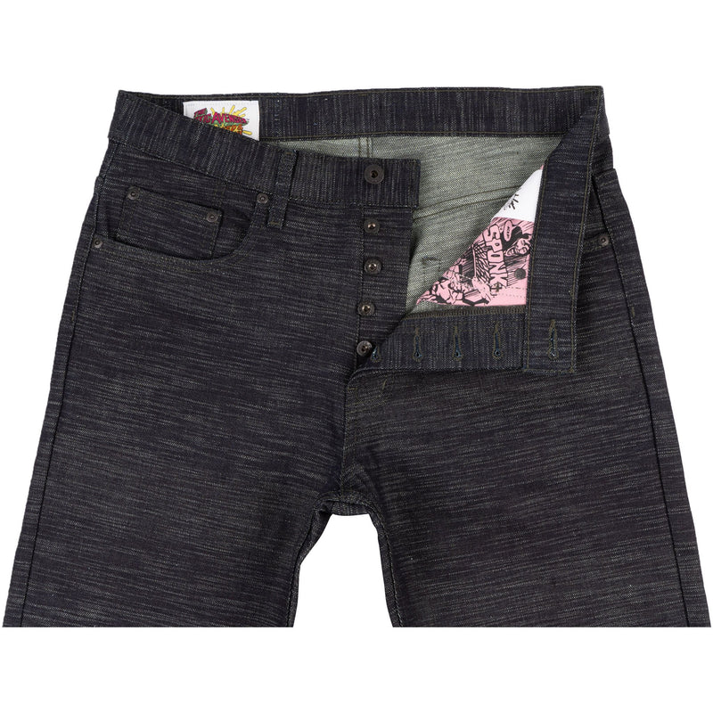 Easy Guy - Toxic Avenger Deformed Denim - front
