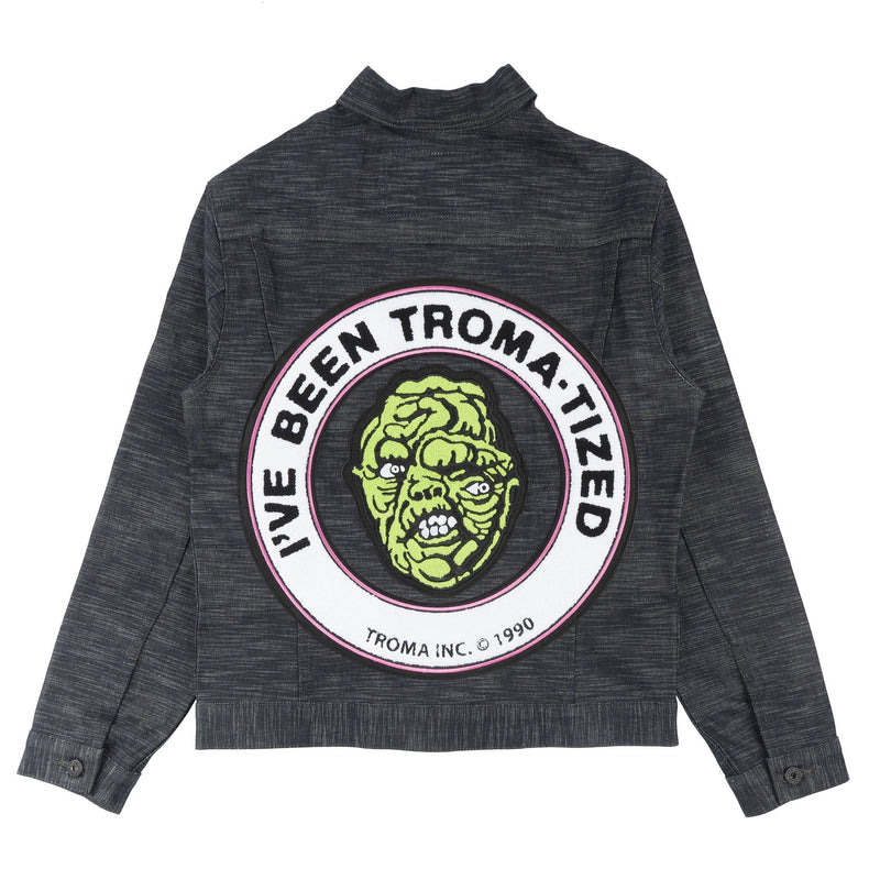 Club Denim Jacket - Toxic Avenger - back
