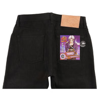 Trunks Future Selvedge Jeans - back