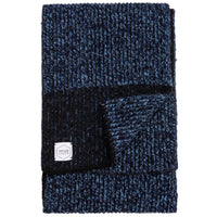 Ragg Wool Scarf - Denim Melange | Upstate Stock