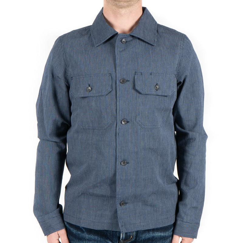 Work Shirt - Railroad Chambray - Indigo
