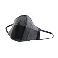 Protection Face Mask - Buffalo Check Black - 1