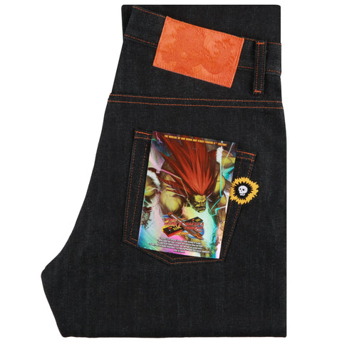 Super Guy - Blanka Electric Surge Selvedge