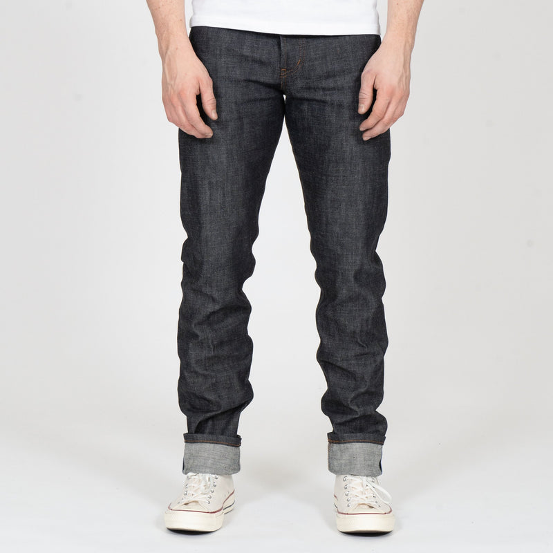 Weird Guy - Blue Core Selvedge - front shot