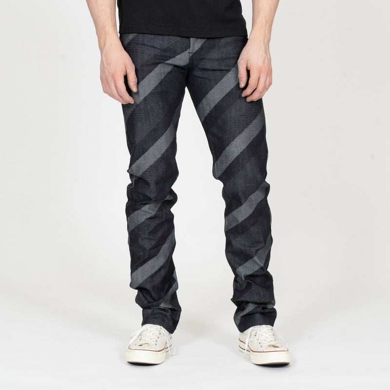 Weird Guy - Crossways Denim - front shot
