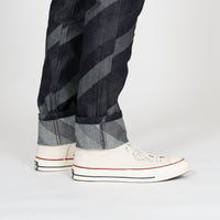 Weird Guy - Crossways Denim - cuff shot