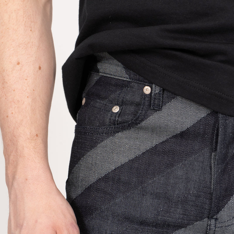 Easy Guy - Crossways Denim - coin pocket shot