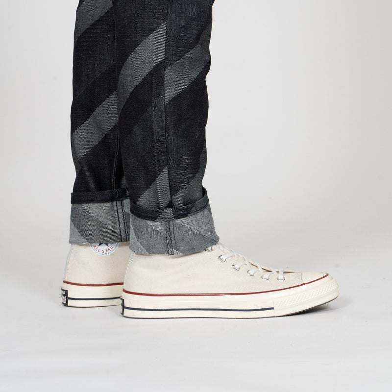 Easy Guy - Crossways Denim - cuff shot