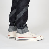 Super Guy - Crossways Denim - cuff shot