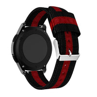 For Samsung Gear S3 Frontier / Classic galaxy watch 46mm 42mm Active 2 44mm 40mm Nylon Sport Strap band watchband Wrist Bracelet