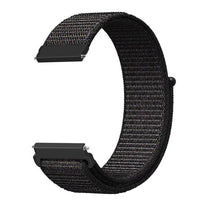Soft Elastic Nylon Watch Band Strap For Samsung Galaxy Watch 46mm active 2 40mm 44mm band 20mm 22mm Nylon Watch Bracelet Wrist