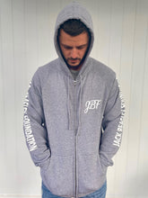 Load image into Gallery viewer, JBF ZIP Up Hoodie