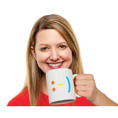 Emoticon Mug