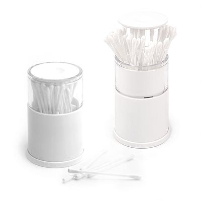 POP-UP COTTON SWAB DISPENSER