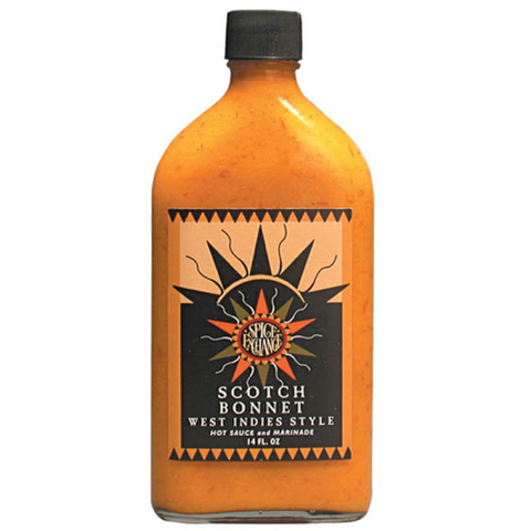 Spice Exchange Scotch Bonnet West Indies Hot Sauce and Marinade