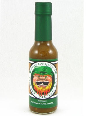 Cajohn's Irish Sceam BBQ Sauce 16oz (heat 5)
