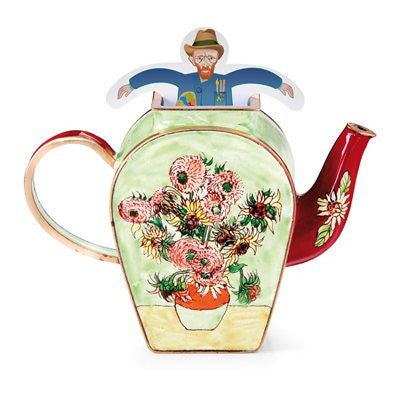 BIG TEA PARTY-POT OF ART