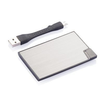 PORTABLE BATTERY CHARGER-CREDIT CARD